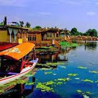 Golden Triangle with Beautiful Kashmir Tour