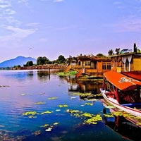 Incredible India with Kashmir Tour