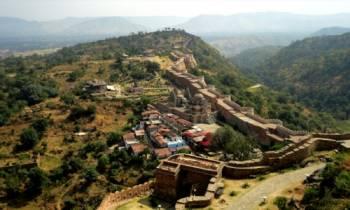 Kumbhalgarh Day Tour