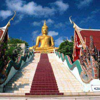 Thailand Land Tour Rs.6500 - Jolly Holidays