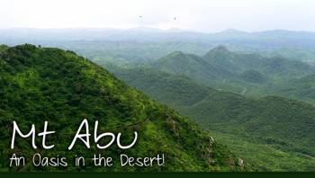 Abu Mount Package 2 Nights Package Rs.3,999/-