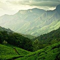 Hills of Kerala Tour