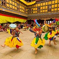 Paro Festival(19th March to 23th march 2016) Tour