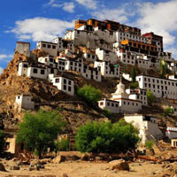Ladakh Safari Complete - Indipendence day Special Tour