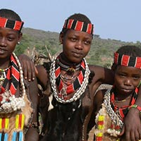 Southern Ethiopia: Tribe, Culture, Nature and Wildlife Tour