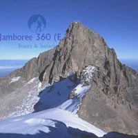 Best of Mt Kenya hiking Tour