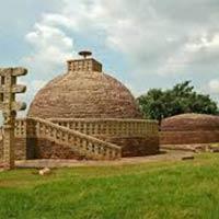 Bhopal - Sanchi - Bhojpur - Bhimbetka - Ujjain - Omkareshwar - Indore Tour