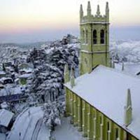 Shimla & Manali Honeymoon Tour Package