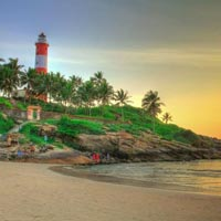 Kerala Beach & Monuments Tour Package