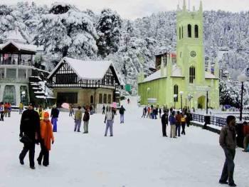 Adorable Shimla Honeymoon Tour