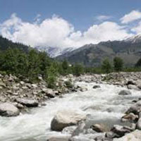 Chandigarh - Kullu - Manali Tour Package