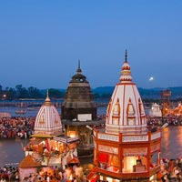 Haridwar - Moosourie Tour