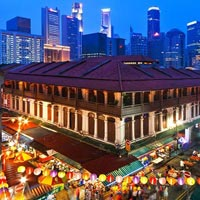 Singapore Tour With Star Cruise Trip
