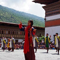 Thimphu Festival 2015 Package