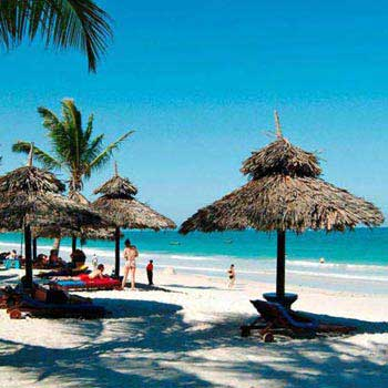 Mombasa South Coast Packages
