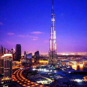 Dubai Tours from Kenya Package