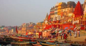 Lumbini Kathmandu Pokhara Ayodhya Varanasi Tour Package
