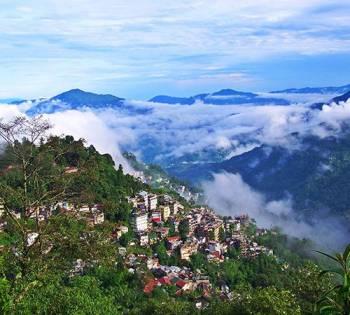 Gangtok Kalimpong Darjeeling Tour Package