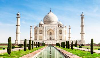 Taj Mahal Agra Mathura - By A.c. Volvo Coach - Daily Tour