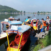 Weekend Kashmir Trip (Group Tour Package)