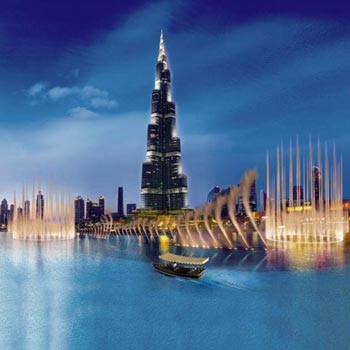Dubai Tour at a Glance(03 NIGHTS/ 04 DAYS)