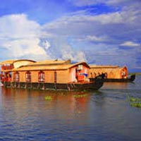 5 Day Kerala Houseboat Tour Alleppey Tour