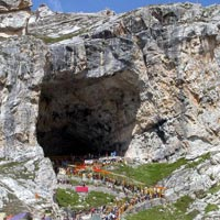 Amarnath and Vaishnodevi Yatra Tour