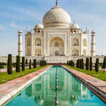 Spiritual Tour with Taj
