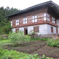 Farm stay tour in Bhutan
