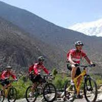 Mountain Biking in Sikkim Tour