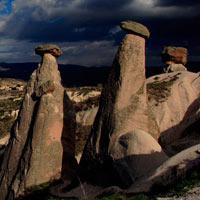 Istanbul to Cappadocia Day Trip Tour