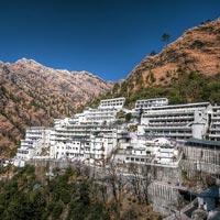 Amritsar - Vaishno Devi - Shive Khori - Kashmir Tour