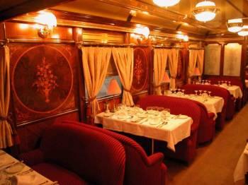 Maharajas Express - Treasures of India