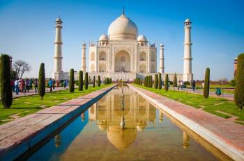 Golden Triangle Tour By Air (03 Nights -04 Days)