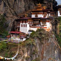 Druk Path Trek Tour - Paro - Thimphu