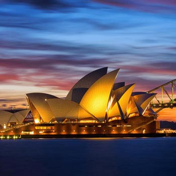 Australian Grand Tour Package