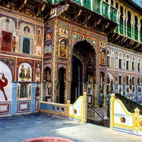 Golden Triangle With Shekhawati Package