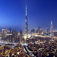 Dubai Bonanza Package