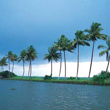 Kerala Alleppey Backwater Tour