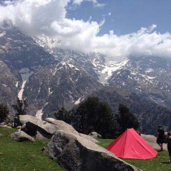 3N/4D Delhi - Mcleodganj with Triund Trekking and Camping Tour