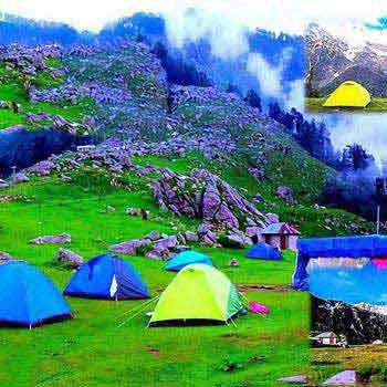 Mcleodganj - Triund Trekking & Camping Tour