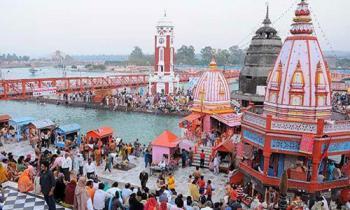 3DPackage(Delhi-Haridwar-Rishikesh-Mussoorie-Delhi)