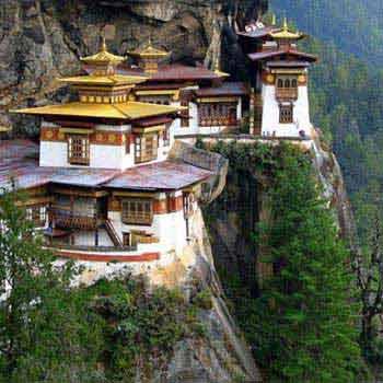 Glimpses of Bhutan Package