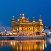Delhi - Punjab Gurudwaras Tour