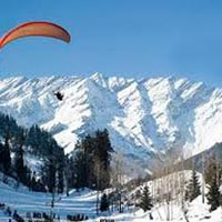Packages to Manali