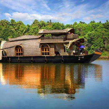 Trivendrum  Kovalam, Alleppey Thekkady, Munnar and Cochin, 3 Star Package for 9 Days