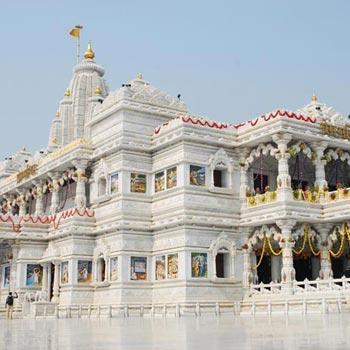 Mathura Vrindavan Agra Fatehpur Sikri Tour