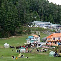 Shimla - Manali - Dharmshala - Dalhousie - Pathankot(By Innova)