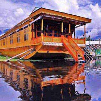 Exotic Kashmir - Heaven On Earth Tour