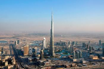 Dubai with Burj Khalifa Tour